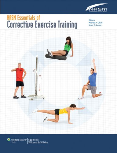 NASM Essentials of Corrective Exercise Training   2010 edition cover