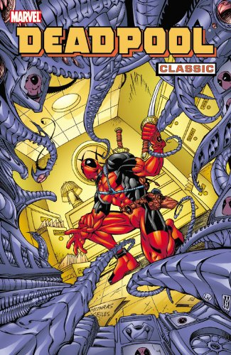 Deadpool Classic - Volume 4   2016 edition cover