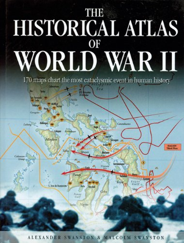 Historical Atlas of World War II  N/A edition cover
