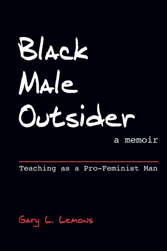 Black Male Outsider Teaching as a Pro-Feminist Man  2008 edition cover