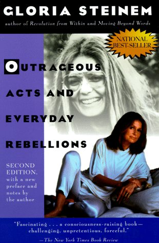 Outrageous Acts and Everyday Rebellions Second Edition 2nd 1995 (Revised) edition cover