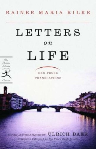 Letters on Life New Prose Translations  2006 edition cover