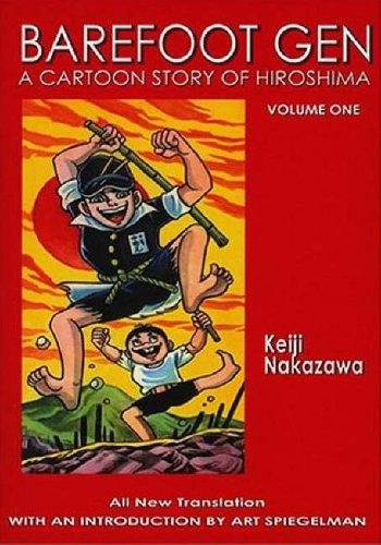 Barefoot Gen - A Cartoon Story of Hiroshima  2nd edition cover