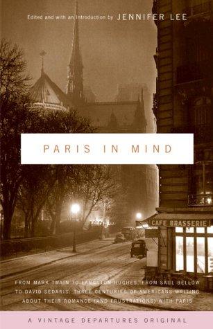 Paris in Mind   2003 edition cover