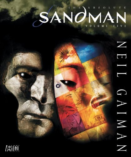 Absolute Sandman   2006 9781401232023 Front Cover