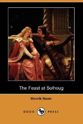 Feast at Solhoug N/A 9781406534023 Front Cover
