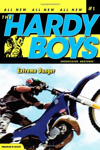 Extreme Danger   2005 edition cover