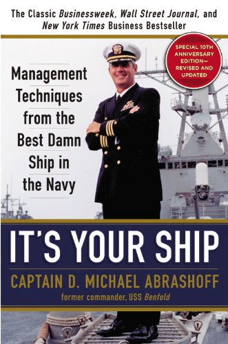 It's Your Ship Management Techniques from the Best Damn Ship in the Navy  2012 (Revised) 9781455523023 Front Cover