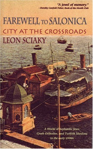 Farewell to Salonica City at the Crossroads  2003 edition cover