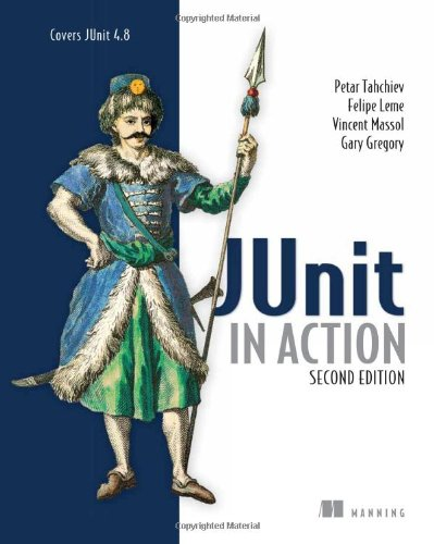 JUnit in Action  2nd 2009 (Revised) edition cover