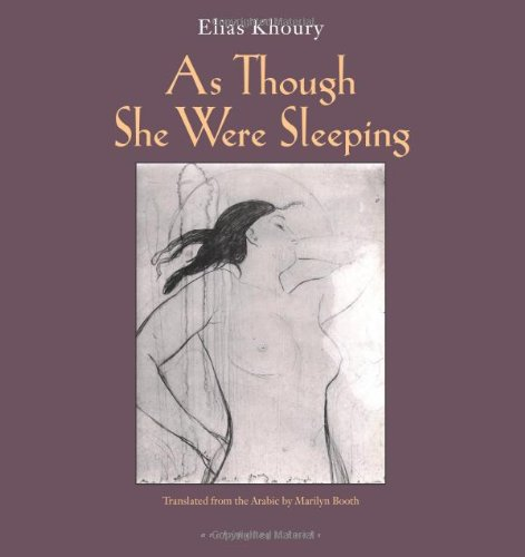 As Though She Were Sleeping   2012 9781935744023 Front Cover