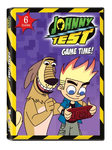 Johnny Test: Game Time System.Collections.Generic.List`1[System.String] artwork