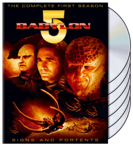 Babylon 5: Season 1 (Repackage) System.Collections.Generic.List`1[System.String] artwork