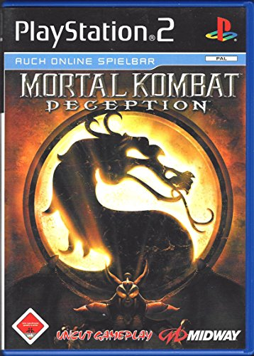 Mortal Kombat: Deception [Software Pyramide] PlayStation2 artwork