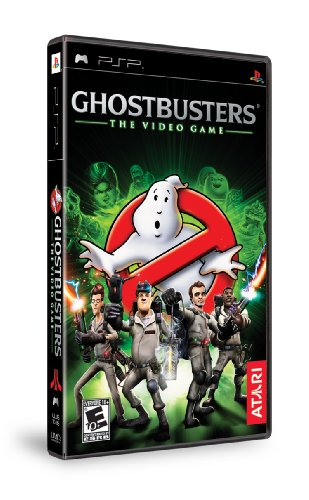 Ghostbusters: The Video Game Sony PSP artwork