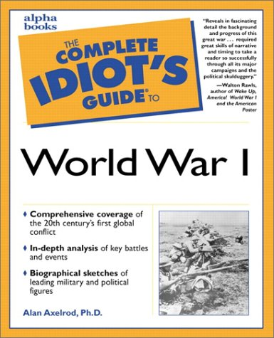 World War I   2000 9780028639024 Front Cover
