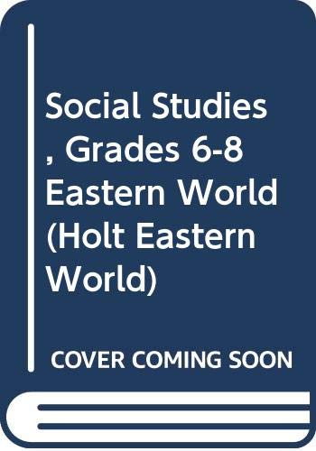 Holt Eastern World Student Edition 2007  2005 edition cover