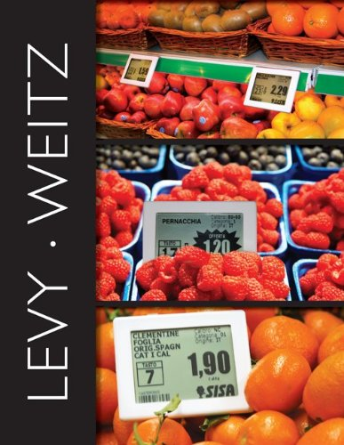Retailing Management  8th 2012 edition cover
