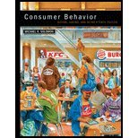 Consumer Behavior  10th 2013 edition cover