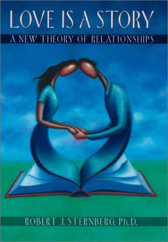 Love Is a Story A New Theory of Relationships  1998 edition cover