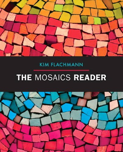 Mosaics Reader   2012 edition cover