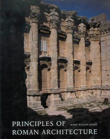 Principles of Roman Architecture   2003 edition cover