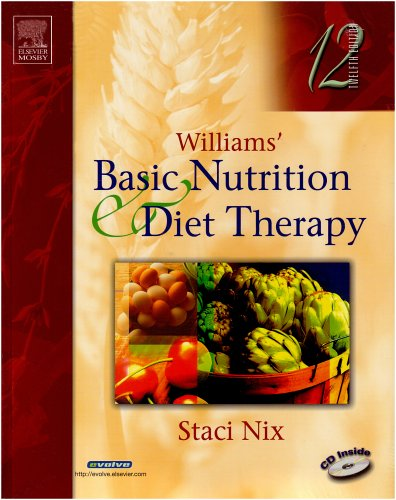 Williams' Basic Nutrition and Diet Therapy  12th 2004 (Revised) edition cover