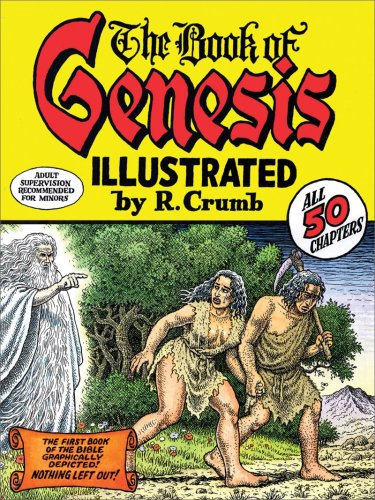 Book of Genesis   2009 edition cover