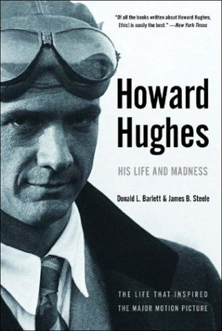 Howard Hughes His Life and Madness  2004 edition cover