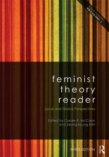 Feminist Theory Reader Local and Global Perspectives 3rd 2013 (Revised) 9780415521024 Front Cover