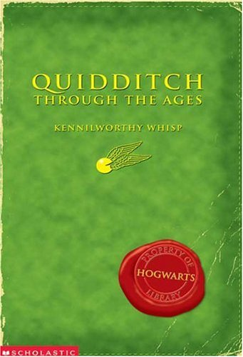 Quidditch Through the Ages   2001 edition cover