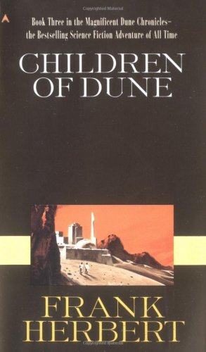 Children of Dune   1976 edition cover