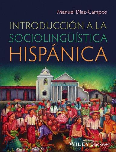 Introduccion a la Sociolinguistica Hispanica   2014 edition cover