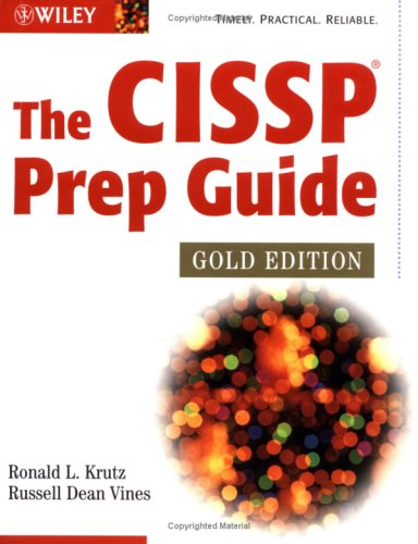 CISSP Prep Guide  2nd 2003 (Revised) edition cover