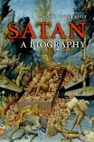 Satan A Biography  2006 edition cover