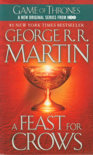 Feast for Crows  N/A 9780553582024 Front Cover