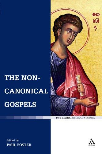 Non-Canonical Gospels   2008 edition cover