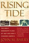 Rising Tide The Great Mississippi Flood of 1927 and How It Changed America  1998 edition cover