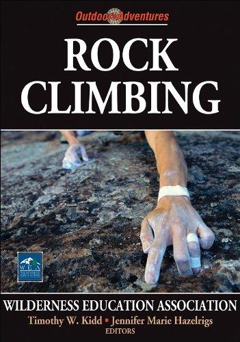 Rock Climbing   2009 edition cover