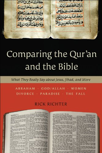 Comparing the Qur'an and the Bible What They Really Say about Jesus, Jihad, and More  2011 edition cover