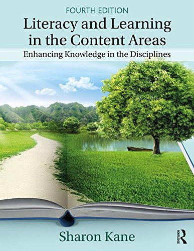 Literacy and Learning in the Content Areas: Enhancing Knowledge in the Disciplines  2018 9780815383024 Front Cover