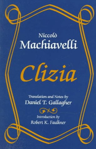 Clizia  N/A 9780881339024 Front Cover