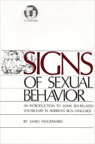 Signs of Sexual Behavior 1st edition cover