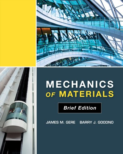 Mechanics of Materials   2012 (Brief Edition) edition cover