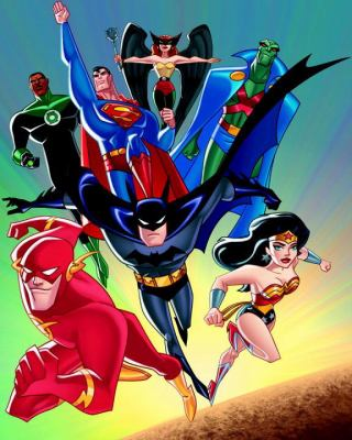 Justice League Unlimited: Heroes  N/A 9781401222024 Front Cover