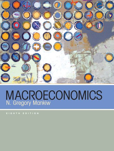Macroeconomics  8th 2013 (Revised) 9781429240024 Front Cover