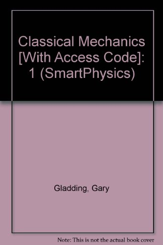 SmartPhysics Volume 1 and SmartPhysics Mechanics Access Card   2012 9781429295024 Front Cover