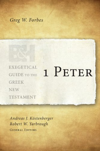 1 Peter   2014 edition cover