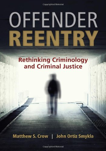 Offender Reentry   2014 edition cover