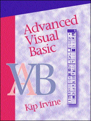 Advanced Visual Basic N/A 9781576760024 Front Cover
